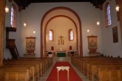 St. Stephanus Albersweiler, Südliche Weinstraße, Kirche Befund 2006